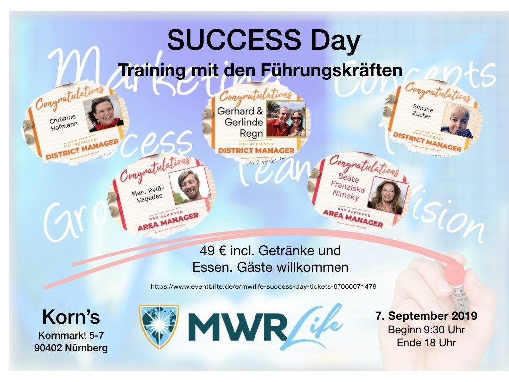 Mein Network Marketing Tagebuch mit MWR Life