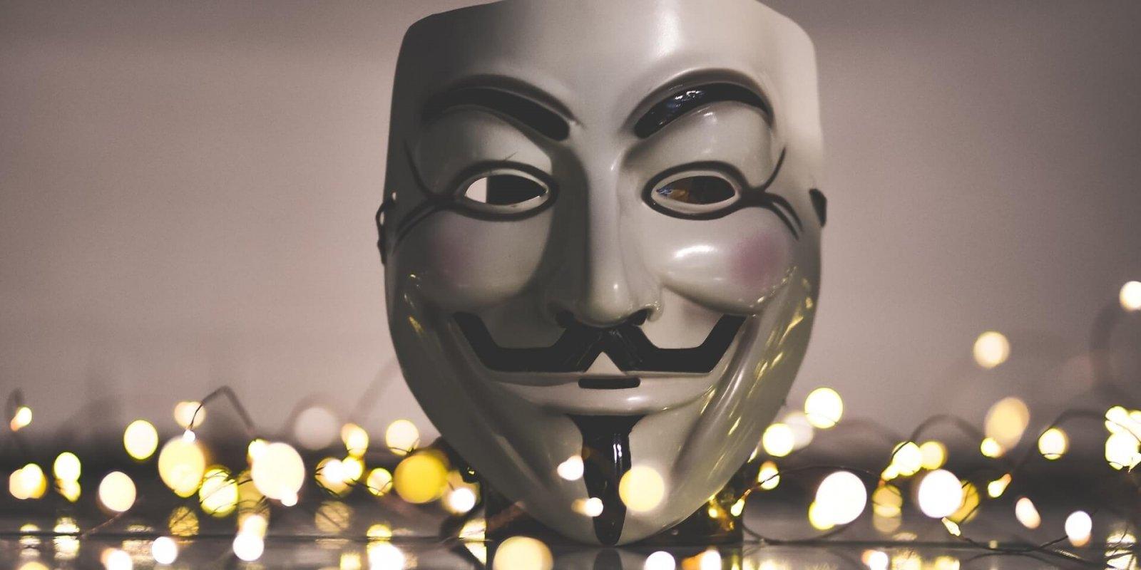 Maske Masken tragen